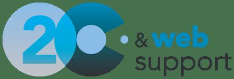 2C Web Support websites domeinnaam webhosting